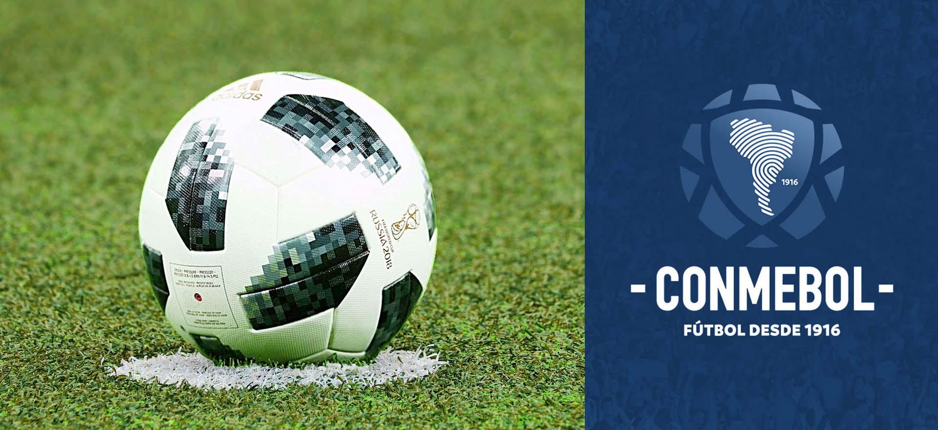 Partidos de las eliminatorias de la Conmebol. En vivo y alineaciones