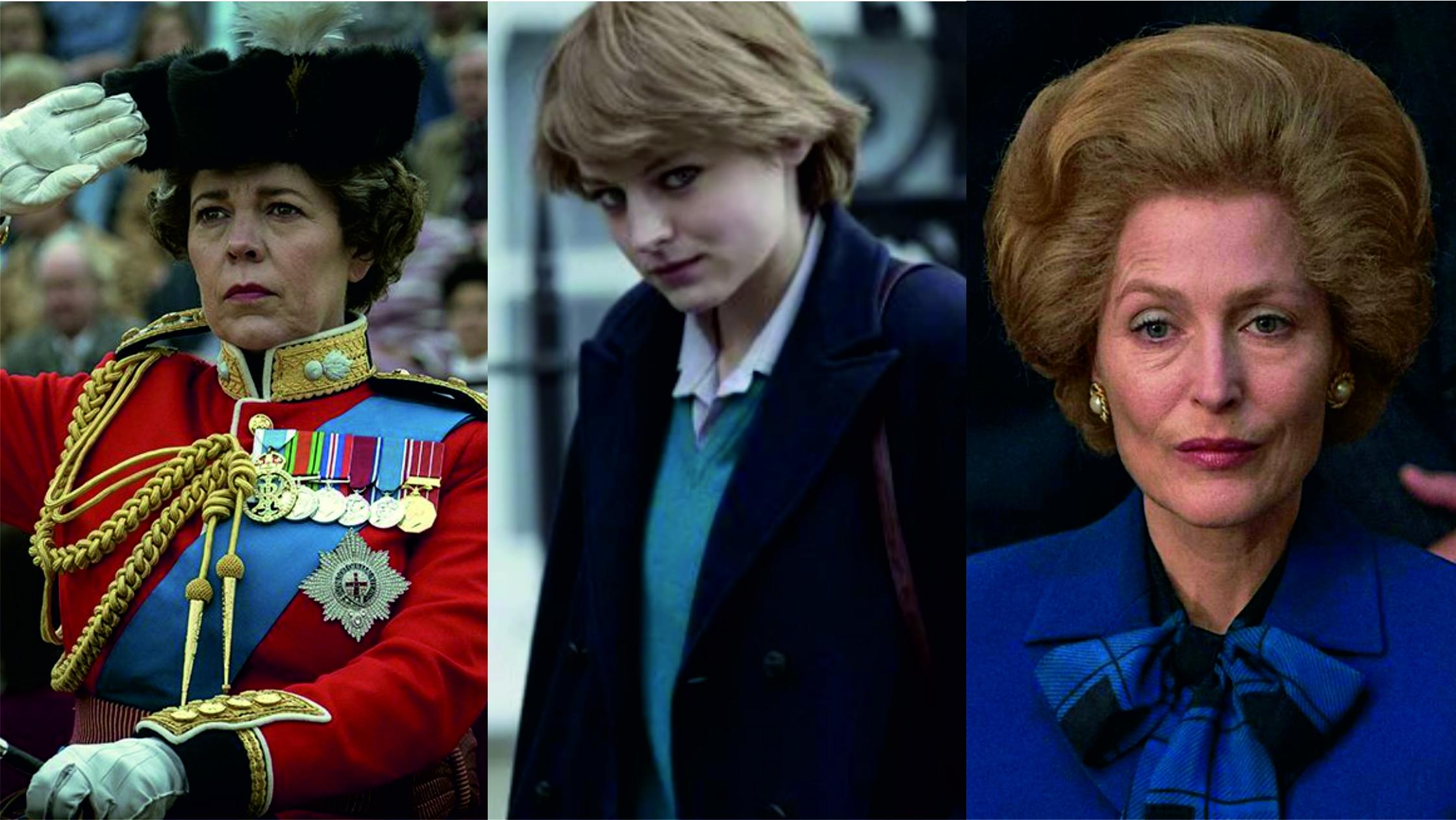 Los 5 momentos más importantes de «The Crown» 4 temporada
